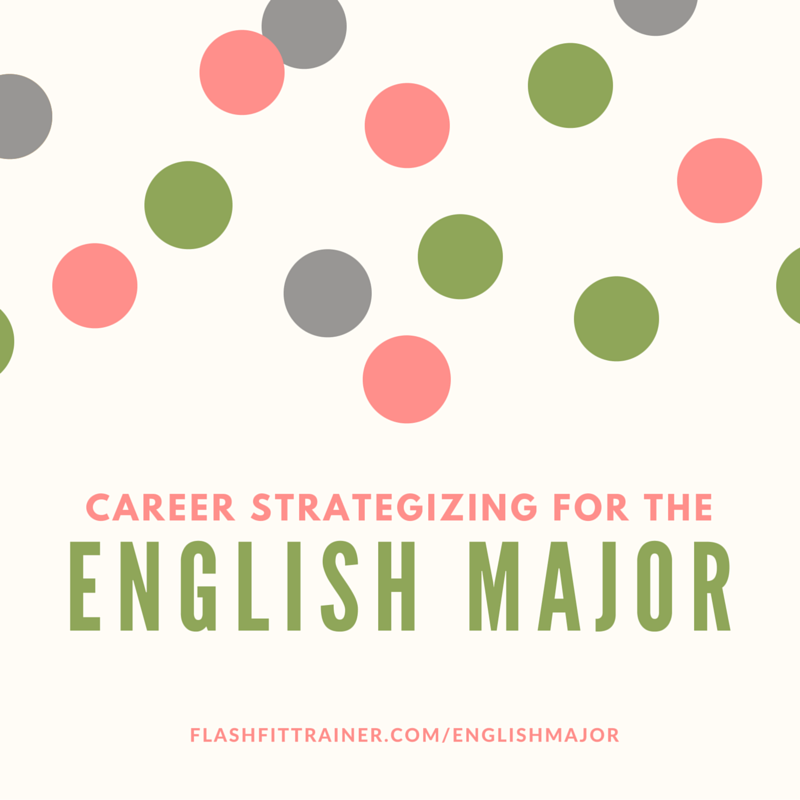 English Major Career Consulting