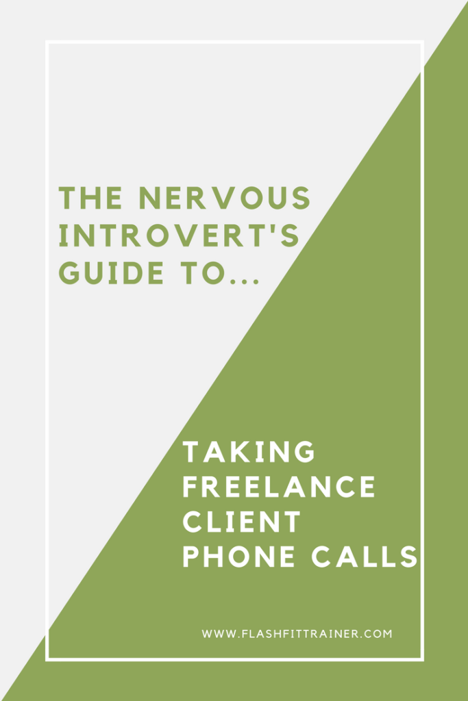 Introvert Guide to Freelance Client Calls