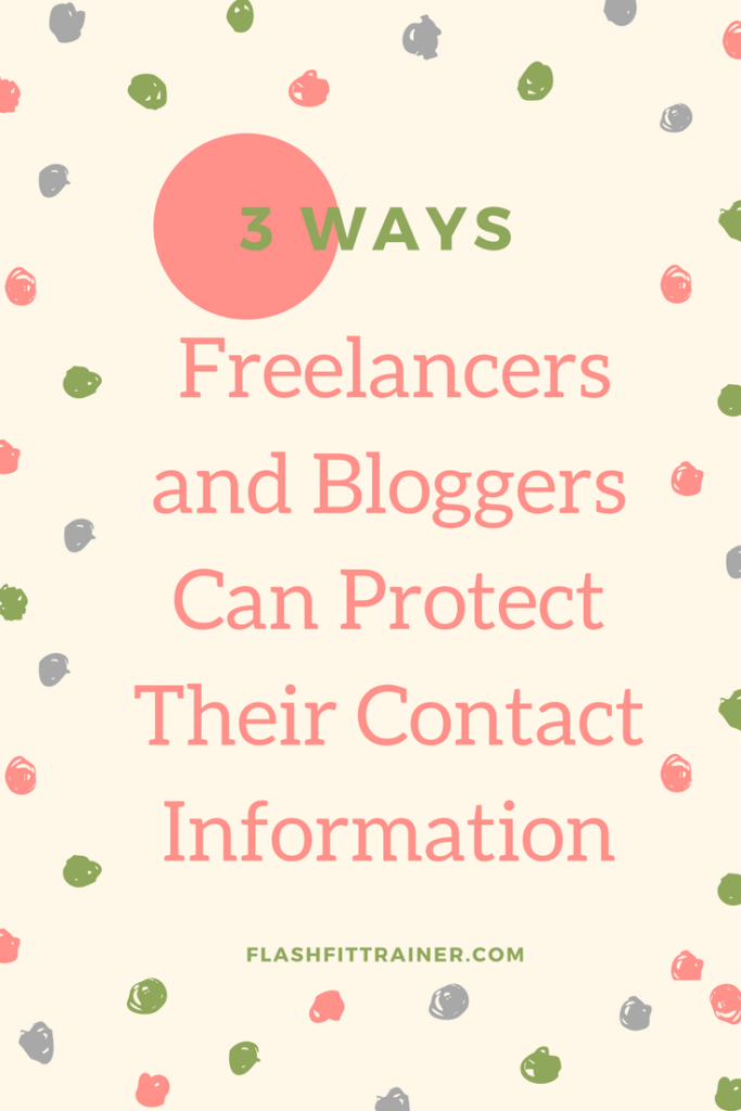 Freelance Writer Protect Your Identity