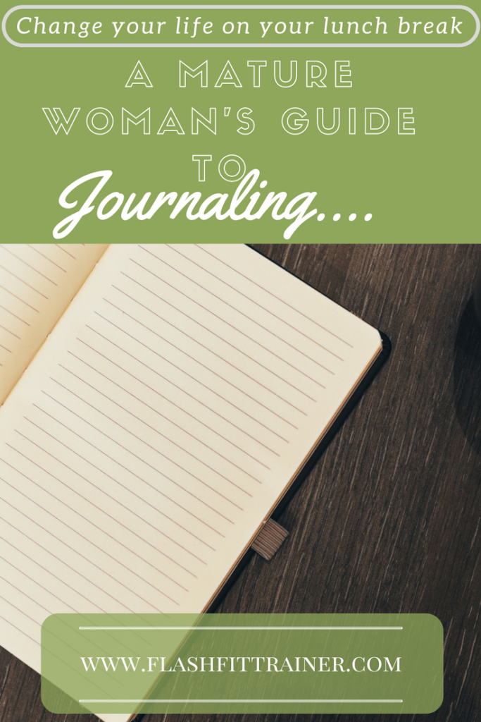 Journaling for grownups