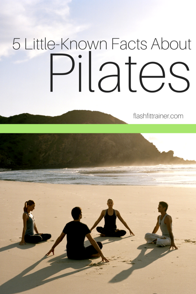 Interesting pilates facts