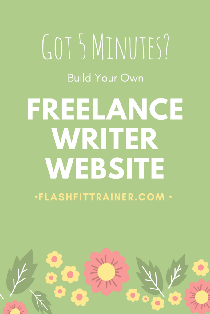 freelance writer website