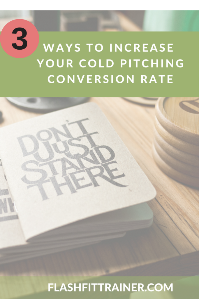 cold freelance pitch conversion