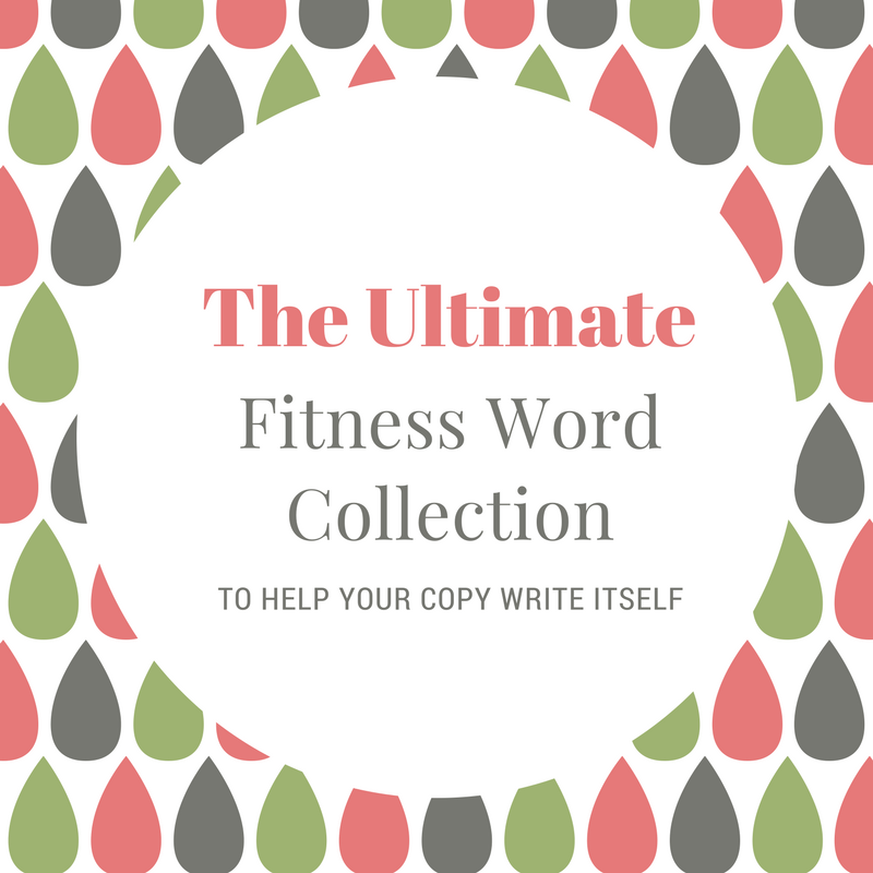 Fitness Word Collection
