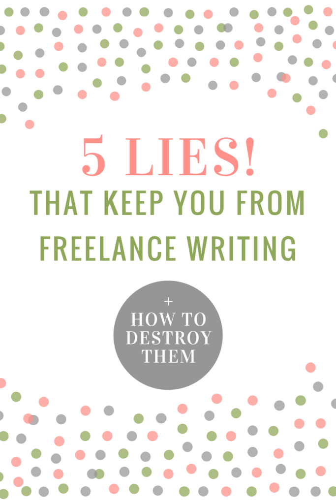 freelance writer mindset