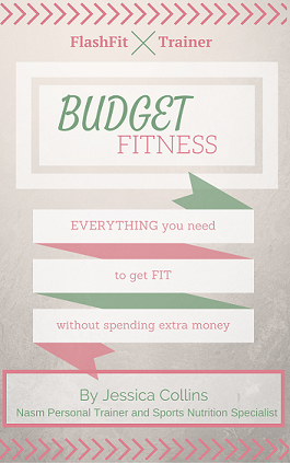 Budget Fitness ebook cover