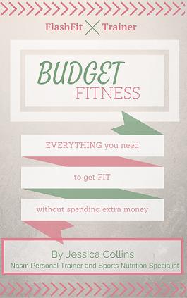 Budget Fitness ebook cover